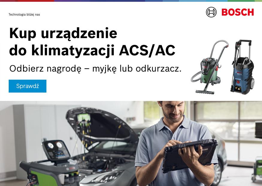 Kup urządzenie do klimatyzacji Boscha i odbierz nagrodę!