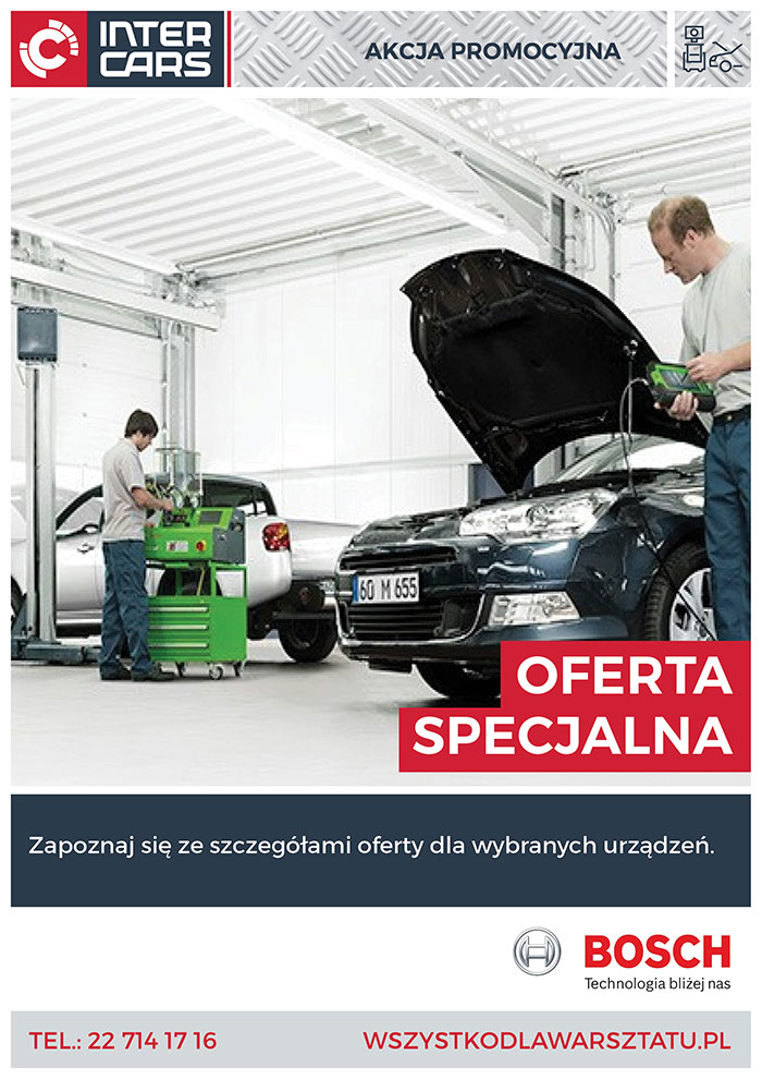Oferta Specjalna - Wulkanizacja Bosch