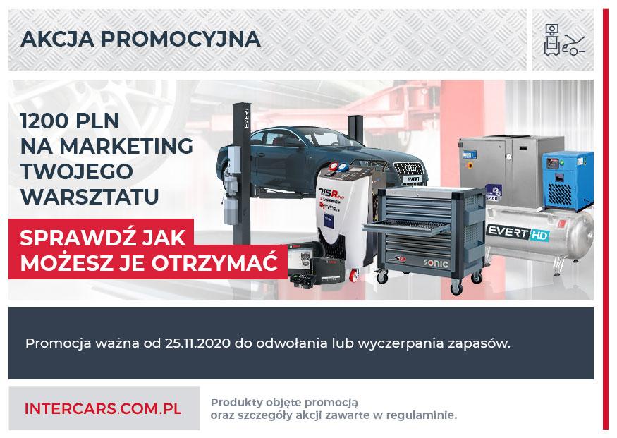 Zaistniej w sieci - 1200PLN na marketing twojego warsztatu